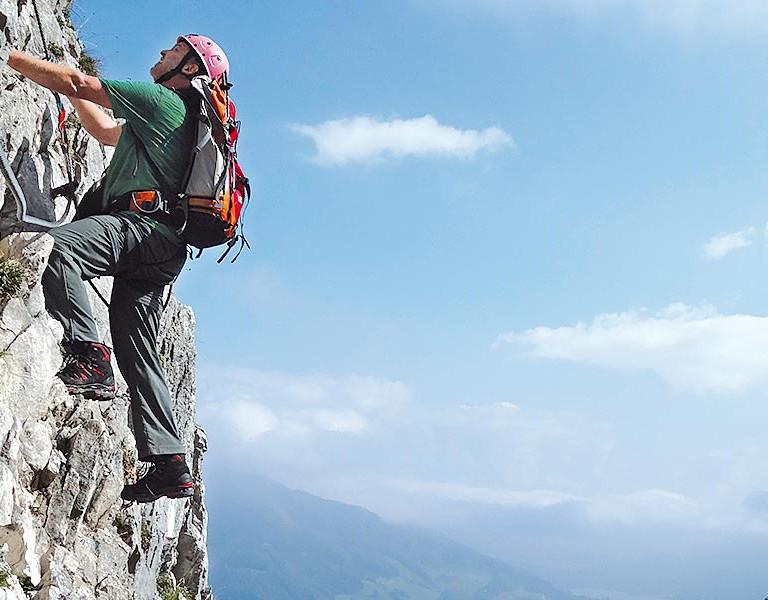 Klettersteig Drachenwand (Salzburger Land)